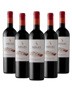 6 x Siegel Special Resreve Caberent Sauvignon