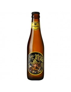 Cuvee des trolls, cerveza belga